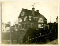 1000 North Garden Street house, Bellingham, Washington