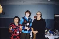 2007 Reunion--Bobbie Bouverat, Marian Alexander, and Toni Nagel at the Banquet