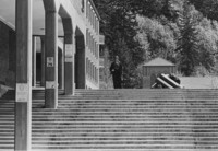 1974 Library: South Facade