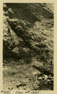 Lower Baker River dam construction 1925-01-04