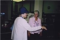 2007 Reunion--Dorothy Stimpson and Wendy (Jackson) Reeder