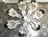 1950 Volleyball