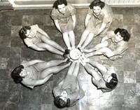 1950 Volleyball