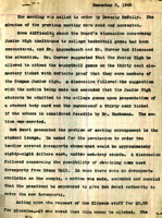 AS Board Minutes 1945-12