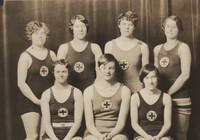 1927 Life-Saving Group Photo
