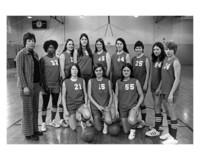 1973 Basketball Team