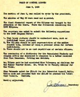 AS Board Minutes 1938-06