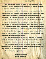 AS Board Minutes 1946-03