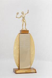 Tennis (Women's) Trophy: NW Collegiate Tourney (front), 1967/1971