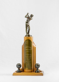 Golf (Men's) Trophy: Conference Championship, 1948