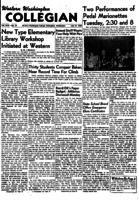 Western Washington Collegian - 1953 July 31