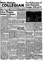 Western Washington Collegian - 1953 July 31