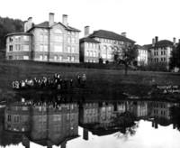 Old Main Building (now Western Washington University)