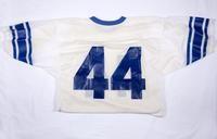 Football Jersey: Tom Wigg, #44, 1970/1973