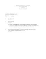 WWU Board of Trustees Agenda Packet: 2012-12-13