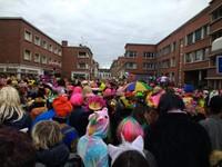 Carnival in Dunkirk, France