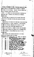 WWU Board minutes 1903 November