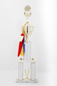 General Trophy: College Spirit Camp Superior (back), 2005
