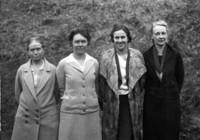 1933 Women's Coaches