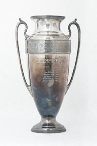General Trophy: Extempore Cup, Washington State Normal, 1927/1931