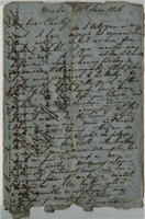 1856-06-18 Letter from M.L. Stangroom to his brother Charly