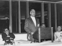 1964 Alumni Day Speaker: Dr. August G. Zoet