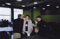 2007 Reunion--Penny Lea (Cyr) Van Buren (center) and Tanya Pemberton (right)
