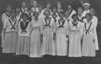 1921 Home Economics Majors