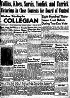 Western Washington Collegian - 1949 November 18