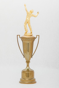 Tennis Trophy: Conference Meet Team Cup (back), 1923