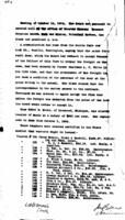 WWU Board minutes 1903 October