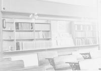 1944 Bookcase in Junior High Classroom