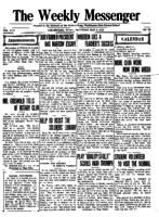Weekly Messenger - 1918 May 4