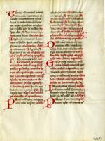 St. Augustine Breviary, undated [item 4181]