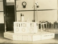 1920 American Flier in Dock (Preprimary)