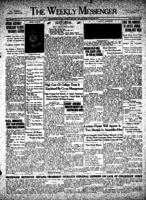 Weekly Messenger - 1928 April 13