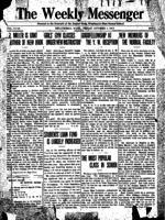 Weekly Messenger - 1918 October 4