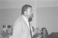 1993 Reunion--Craig Smith At Banquet