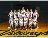2001 Basketball Team
