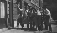 1926 Edens Hall: Kitchen Crew