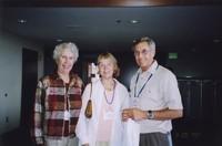 2007 Reunion--Betty (Anderson) Watson, Christine (Anderson) Kendall, Jack Kienast