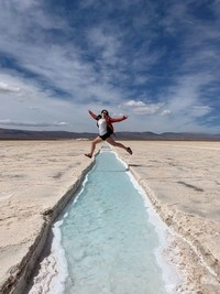 My Ah-Hah! Moment - Salinas Grandes, Argentina