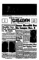 Collegian - 1963 November 1