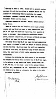 WWU Board minutes 1904 June