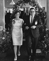 1967 Dr. Charles J. and Rosemary Flora
