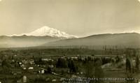 Mt. Baker from Ferndale, Wash.