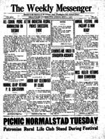 Weekly Messenger - 1923 May 11