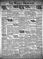 Weekly Messenger - 1928 March 9