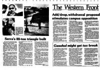 Western Front - 1980 January 11