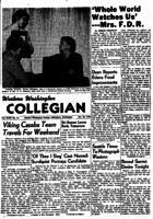 Western Washington Collegian - 1956 January 13
